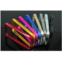 Buy cheap Red, Blue, Green, Purple Color Aluminium Bumper Protective Case for iPhone 4 Wholesale from wholesalers