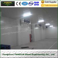 Buy cheap High Density Fireproof Coolroom Panels Low Temperature Storage from wholesalers