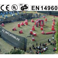 Buy cheap 2014 hot sell inflatable paintball bunkers direct sale from FL inflatables factory from wholesalers