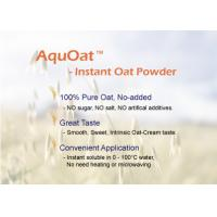 Buy cheap Health Natural Bodybuilding Supplements Instant Oats Powder With High Content Of β-Glucan from wholesalers