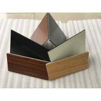 Buy cheap Colorful CM Aluminium Composite PanelAnti - UV With Weather Resistance from wholesalers