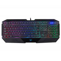 Buy cheap Wired Mechanical Gaming Keyboard 104 Key AULA SI-2023 Wing of Liberty Multimedia from wholesalers