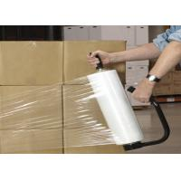 Buy cheap Clear Carton Stretch Films Low Noise Moisture-proof LLDPE Stretch from wholesalers