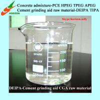 Buy cheap DEIPA Cement Grinding Agent, Cement quality and strength enhancer DEIPA from wholesalers