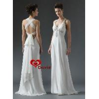 Buy cheap Chiffon Straps Wedding Dress (WD3009) from wholesalers