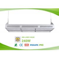 Buy cheap Dimmable 240w exterior linear led fixtures 120lm / w AC90-305V from wholesalers