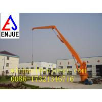 Buy cheap Fully Automatic Knuckle-Boom Telescopic Hydraulic Marine Deck Crane from wholesalers