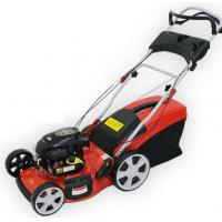 Buy cheap HOT! 4HP lawn mower 18 B&S engine lawn mower manufacturer from wholesalers