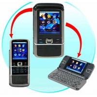 Buy cheap Game and TV Cell Phone - Two Screens + Keyboard from wholesalers