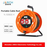 Buy cheap Waterproof Retractable Hose Reel , Cable Reel Drum For Industrial Equipment from wholesalers