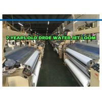 High Density Single Pump Water Jet Weaving Loom Cam Shedding 550 - 630 Rpm Speed