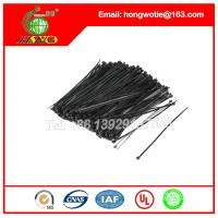 Buy cheap 6.4x370mm Self Locking Nylon Wire Cable Tie Velcro Nylon Strap 100 Pcs per bag from wholesalers