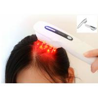Buy cheap Semiconductor Laser therapy Anti Hair Loss , hair grow laser comb from wholesalers