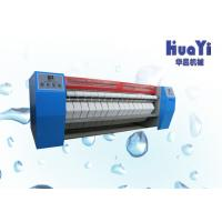 Buy cheap Flat Iron Automatic Cloth Steam Ironing Machine With Double Roller from wholesalers