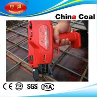 Buy cheap Handheld automatic rebar tying wire machine from wholesalers