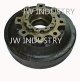 Buy cheap Brake drum/arbor wheel hub for TOYOTA style forklift ductile iron casting parts from wholesalers