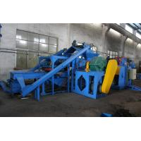 Buy cheap Crumb Rubber Grinder For Waste Tire Recycling Line With Water Cooling Pipes from wholesalers