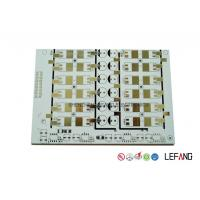 Buy cheap Lead Free Fr4 LED PCB Board Smart Smd 2 Layers RoHS Compliant OEM Available product