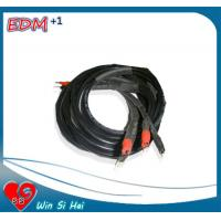 Buy cheap Black Mitsubishi EDM Power Cable & Feed Cable With VG Wire M712 from wholesalers