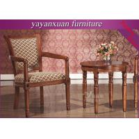 Buy cheap High Back Chair With China-Berry Wood Furniture For Sale Low Price (YW-1) product