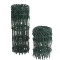 Buy cheap Decorative Green garden fence from wholesalers