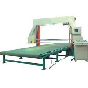 Buy cheap Horizontal Foam Mesh-belt Cutting Machine(with vacuum) sheet cutting machine product