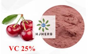 Buy cheap Acerola Extract VC 25% Coniferous Cherry Fruit Extract Powder product