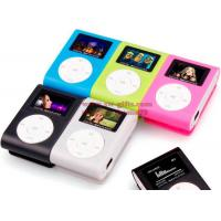 Buy cheap 2017 MP3 Player USB Clip Mini LCD Screen Support 32GB Micro SD TF Card from wholesalers