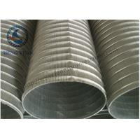 Buy cheap Professional Rotary Screen Drum Screen Basket For Food Filter Equipment from wholesalers