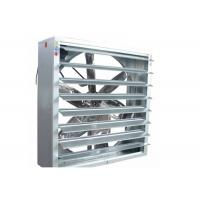 Buy cheap Stainless Steel Ventilation Exhaust Fan For Poultry Farm / Greenhouse from wholesalers