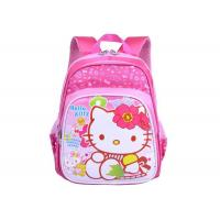 Buy cheap High elastic waterproof hello kitty school bags kids backpacks personalized from wholesalers