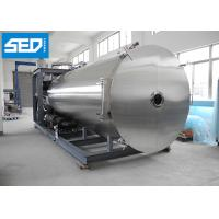 Buy cheap Multi Functional Vacuum Freeze Drying Machine Low Energy Consumption Type from wholesalers