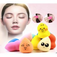 Buy cheap Useful Beauty Makeup Accessories Reusable Makeup Egg Sponge Drop Water Shape from wholesalers