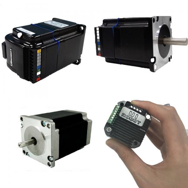 Voltage control speed adjust stepper driver uim243 series for Stepper motor driver controller