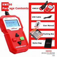 Buy cheap High Performance Tool Can Obdii Diagnostic Scan Tool ABS Housing Multi - Language from wholesalers
