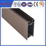 Buy cheap aluminium frame window/ aluminium window colours extruded frame profiles from wholesalers