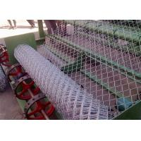 Buy cheap galvanized chain link fence/used chain link fence/plastic chain link fence from wholesalers
