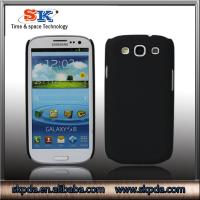 Buy cheap New coming PC hard case rubber cover for samsung galaxy s3(i9300) phone accessories from wholesalers