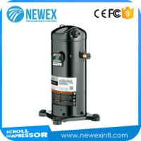 Buy cheap Low Temperature Copeland Zr 61 Compressor, 10Hp/15Hp/30Hp Copeland Scroll Compressor For Air Conditioner from wholesalers
