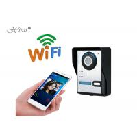Buy cheap High Pixel Wifi Video Door Phone IR Camera Remote Control Access Control System from wholesalers