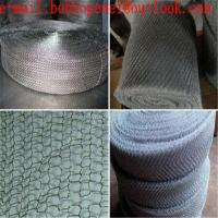 Buy cheap free sample service Anti-aging gas liquid filter mesh knitted Wire Mesh/ Filter Mesh Gas Liquid Filter Mesh from wholesalers