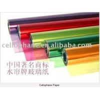 Buy cheap Cellophane Paper from wholesalers
