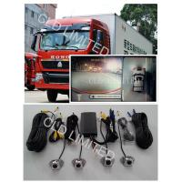 Buy cheap 360 Around  View image Car Reverse Camera System for Buses and Trucks monitoring  With 4 channel 180° HD DVR product