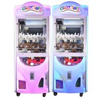 Buy cheap Anti - Skaing Indoor Game Toy Crane Machine With Pleasant Music CE Approved from wholesalers