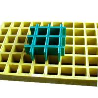 Buy cheap Fiberglass Molded Grating , FRP Walkway Grating, FRP Grate, FRP Gird, GRP Platform Gratings from wholesalers