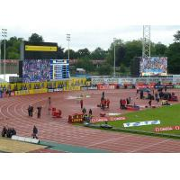 Buy cheap Seamless Sport Perimeter Led Display Fixed Installation 70° - 90° Adjustable Angle from wholesalers