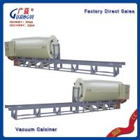 Buy cheap vacuum calciner professional clean polymer extrusion process from wholesalers