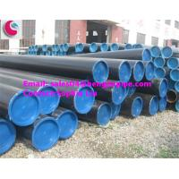 Buy cheap API 5L Grade A steel pipes. product