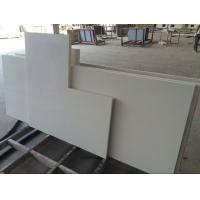 Buy cheap Natural Straight  / Corner Tops Custom Marble Countertops , Hard Marble Stone Top from wholesalers