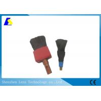 Buy cheap Thermoplastic Casing Weld Cleaning Brush Conductive Carbon Fiber Material from wholesalers